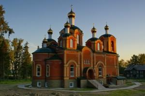 Вознесенский Кафедральный Собор г. Колпашево
